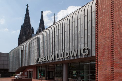 Press - Museum Ludwig, Cologne  Press - Museum ...
