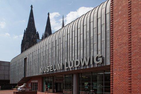 Afbeeldingsresultaat voor Museum Ludwig