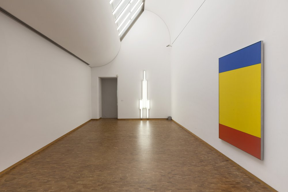The permanent collection at the museum ludwig museum for Minimal art betekenis