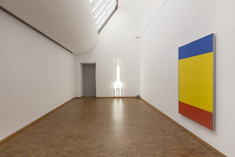 Die sammlung des museum ludwig museum ludwig k ln for Minimal art kunst