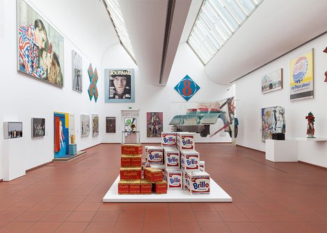 The Pop Art Collection of the Museum Ludwig