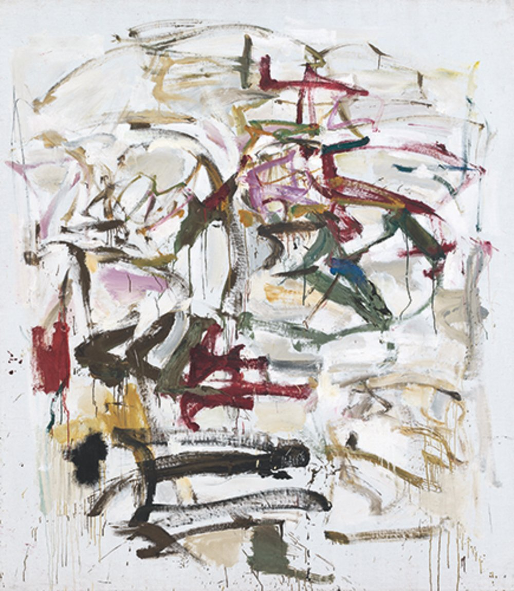 Joan Mitchell Museum Ludwig Cologne
