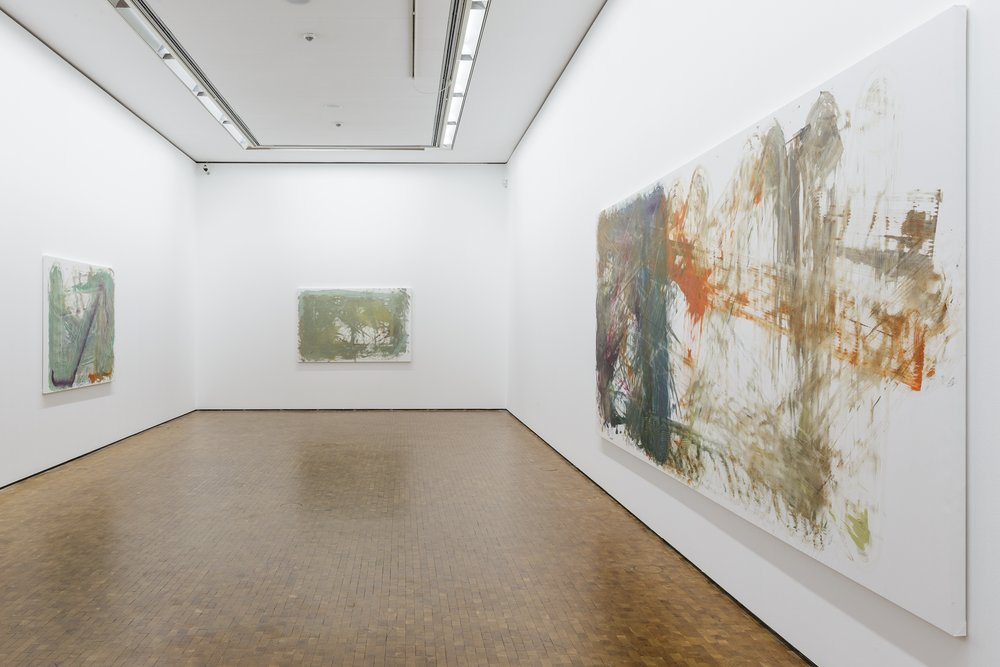 No Gallery Köln here and now at museum ludwig reena spaulings and no museum