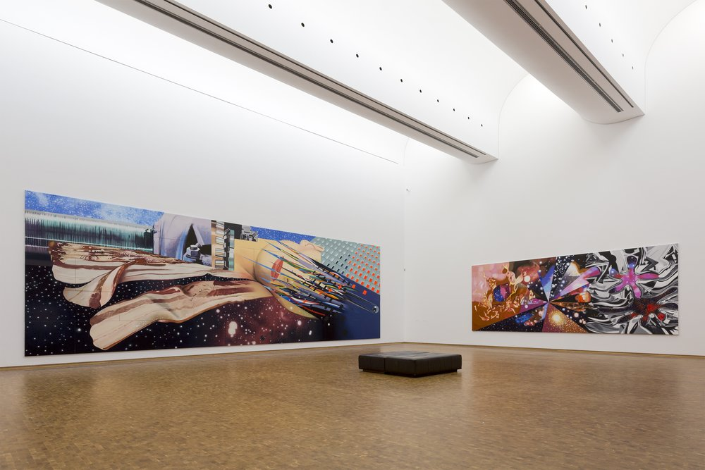 James Rosenquist: Painting as Immersion - Museum Ludwig, Cologne