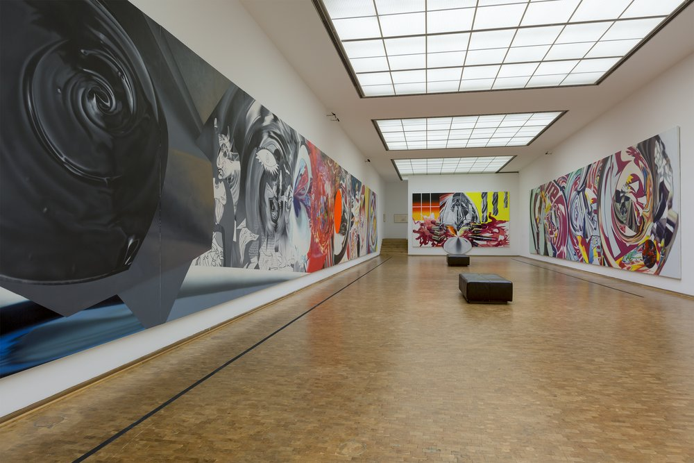 James Rosenquist Museum Ludwig