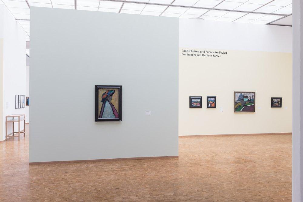 Museum Ludwig Gabriele Münter