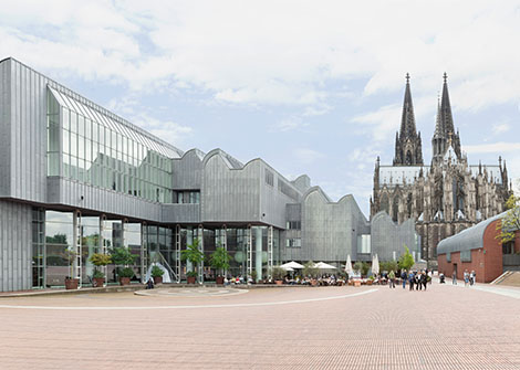 Visit - Museum Ludwig, Cologne  Visit - Museum ...